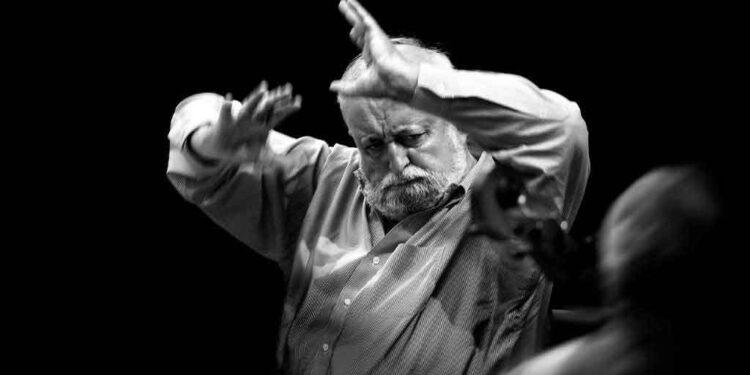 Nos deja otro grande, el maestro Krysztof Penderecki