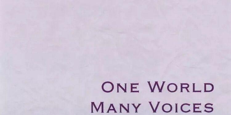 Álbum: One World Many Voices. Vol. 9