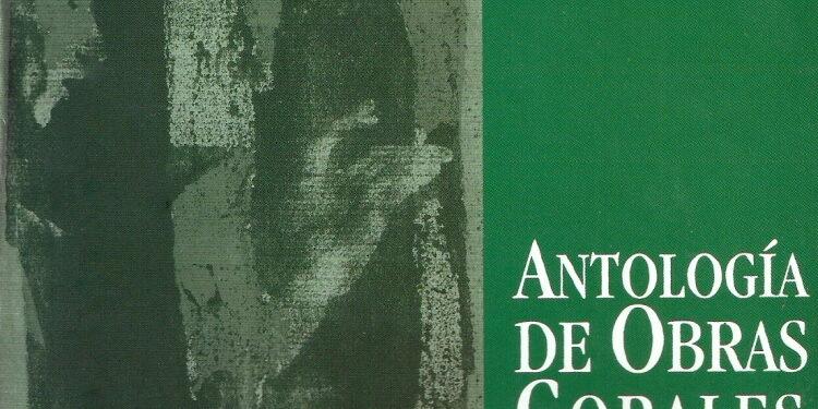 Álbum: Antología de Obras Corales. Alberto Grau (cuatro títulos)
