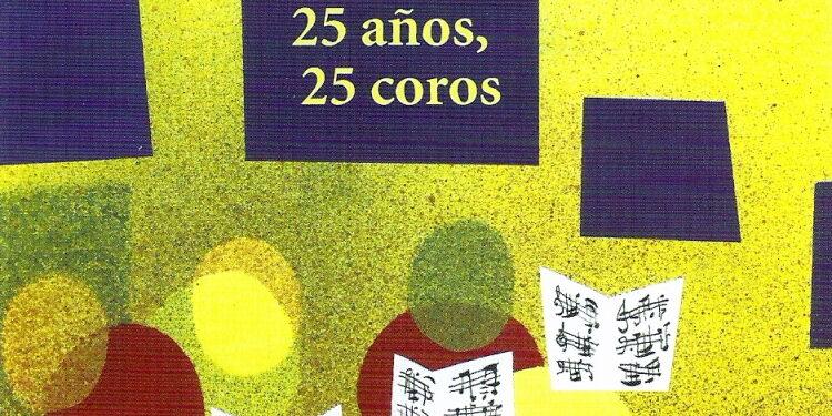 Álbum: Polifonías 25 años, 25 coros